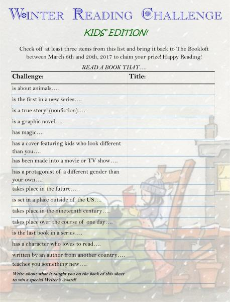 Blog | The Bookloft