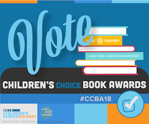 Vote for Children's Choice Book Awards