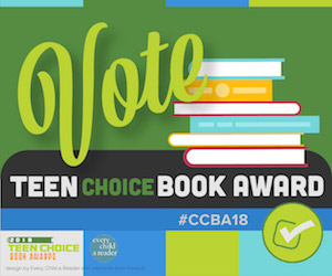 Vote for Teen Choice Book Awards