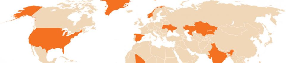 Click here to go to the interactive map and view all booklists by country