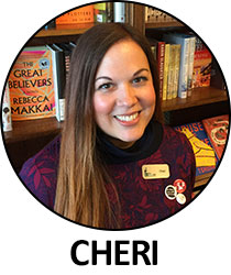 Staff Picks Cheri